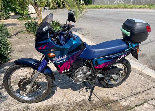 Imagem 1 de 7 de Honda Nx Sahara 350 96