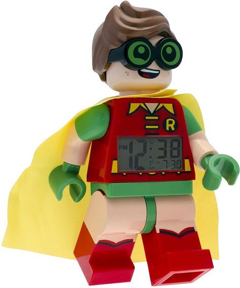 Lego Despertador Batman Movie Robbin