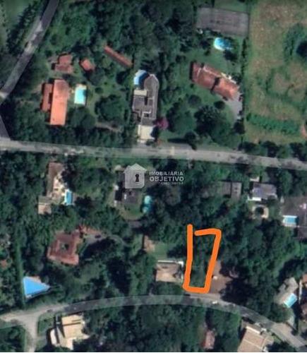 Imagem 1 de 2 de Terreno, Parque Mirante Da Mata, Cotia - R$ 320 Mil, Cod: 4127 - V4127