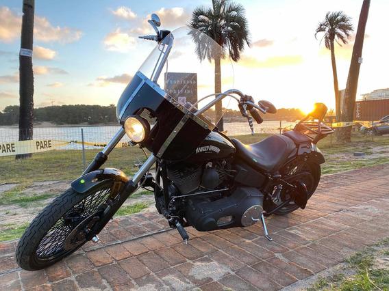 Harley-davidson Softail Nightrain 1450