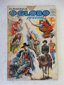 Almanaque Do Globo Juvenil 1964! Crossover Tocha Cap. Marvel