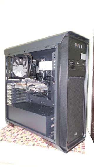 Pc Gamer - I5 7400 + Gtx 1060 6gb + 16gb Ram + 120gb Ssd