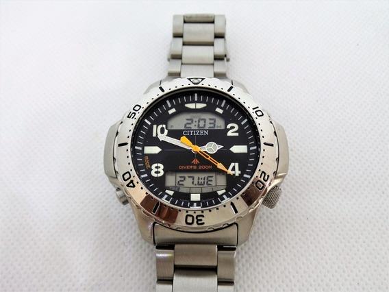 Reloj Citizen Promaster Diver 200m