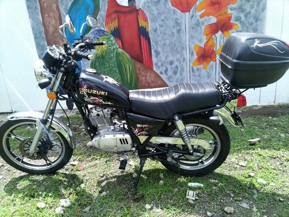Se Vende Moto Suzuki Gn 125 Nova Modelo 2015