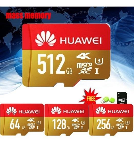 Cartão De Memoria Huawei 256 Gb 4k