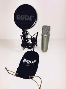 Microfone Condensador Rode Nt1a