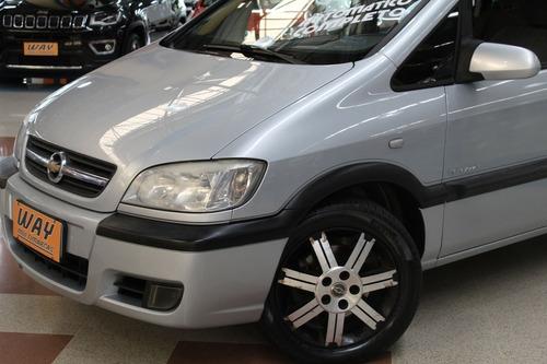Chevrolet Zafira 2.0 Mpfi Elegance 8v 2009