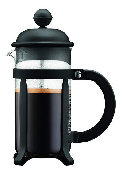 Cafetera Bodum Java Negra French Press 1lt Envio Gratis