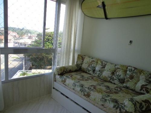 Apartamento De Frente Para O Mar Com 2 Quartos - 2365