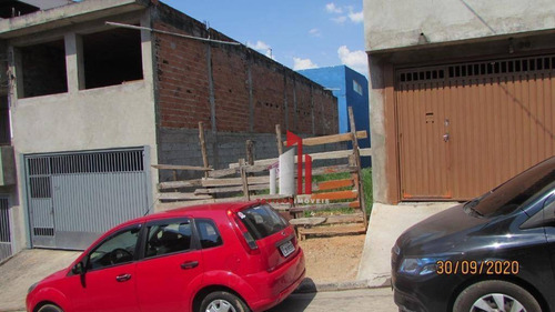 Imagem 1 de 10 de Terreno À Venda, 125 M² Por R$ 159.000,60 - Brasilândia - São Paulo/sp - Te0050