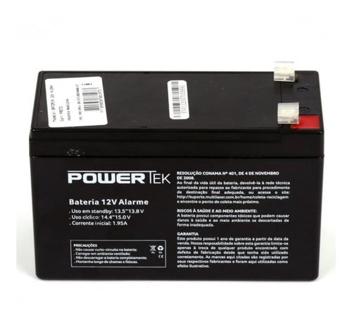 Imagem 1 de 3 de Bateria 12v Unipower Alarme Cerca Elétrica Segurança Cftv