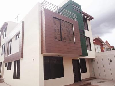 Preciosa Casa Independiente Por Estrenar
