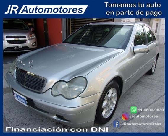 Mercedes Benz C220 (tdi) Elegance Mt Cdi Full Jr Automores
