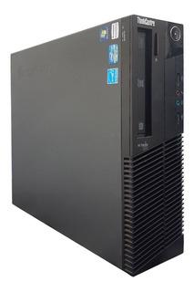 Desktop Lenovo M91 Intel Core I3 4gb Ddr3 Hd 320gb Dvd Wifi