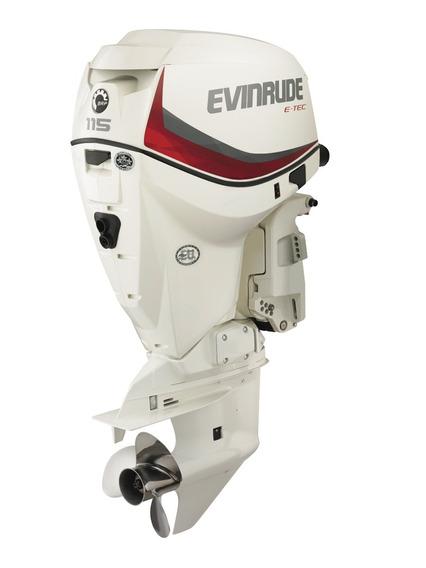 Evinrude E-tec 115 Hp Ecologico 0hs 5 Años De Garantía