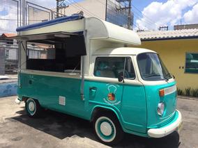 Volkswagen -kombi Food-truck