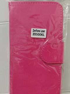 Capa Carteira Zenfone Lazer Ze500kl