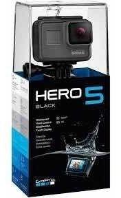 Camera Gopro Hero 5 Black + Cartão De Memória
