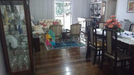 Apartamento No Cosme Velho Com 2 Vagas De Garagem!! - Flap30032