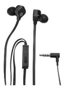 Fone De Ouvido Intra Auricular H2310 Preto C/ Microfone J8h4