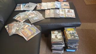 150 Películas Dvd Y Blu-ray Originales Y Copias