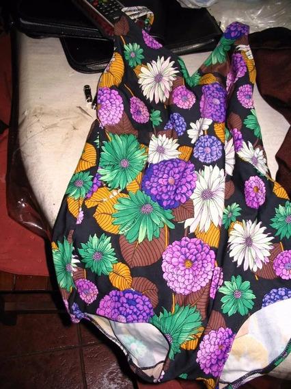 Antigua Malla Corte Ingles Entera Floresteatro Disfraz Usar