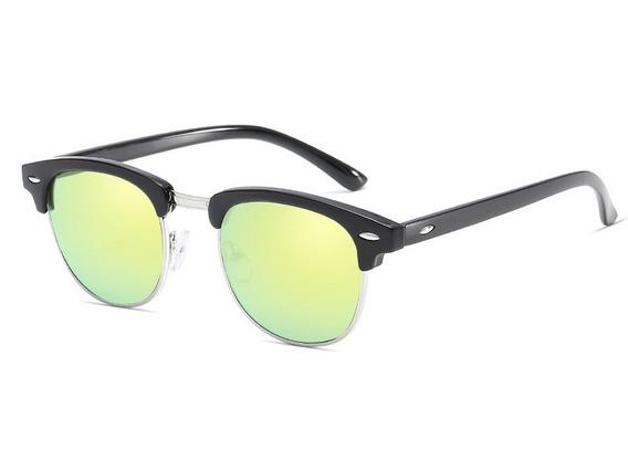 Óculos De Sol Unissex Luxuoso Polarizado Com Proteção Uv400