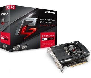 Tarjeta Video Gamer Asrock Radeon Rx 550 2gb Ddr5 Tranza