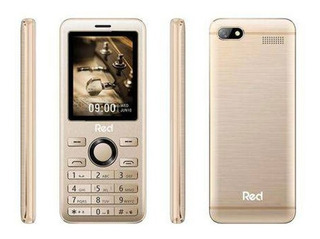 Celular Red Mobile M012f Prime 2.4 Dual Chip