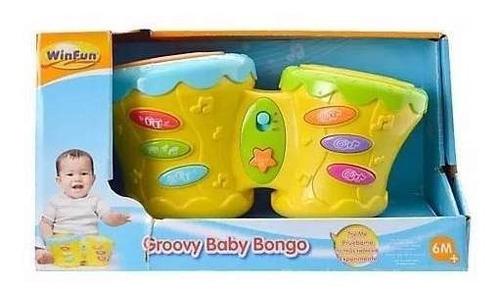 Imagen 1 de 6 de Bongo Win Fun 2005 Luces Y Sonidos