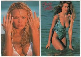 Supermodelos - Lote Com 12 Cartões Postais