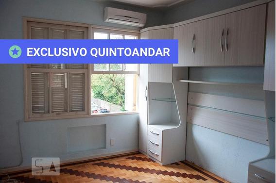 Apartamento No 3º Andar Com 2 Dormitórios E 1 Garagem - Id: 892971119 - 271119