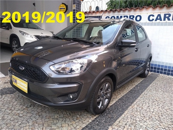 Ford Ka 1.5 Tivct Flex Freestyle Automático