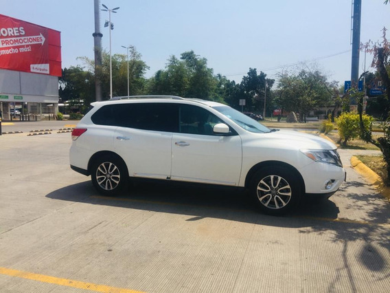 Nissan Pathfinder Advance V6 At 2013
