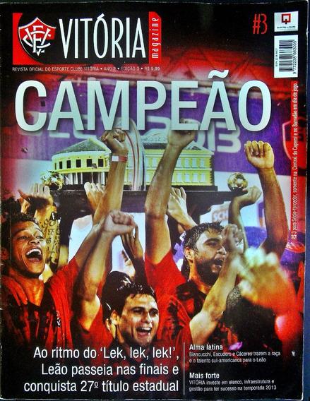 Revista Oficial Do Esporte Clube Vitória