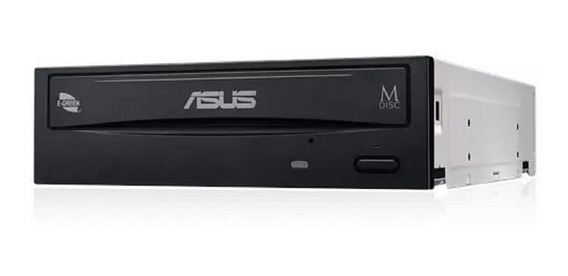 Gravadora De Dvd/cd Asus 24x Drw-24 F1mt Blk Dual Layer