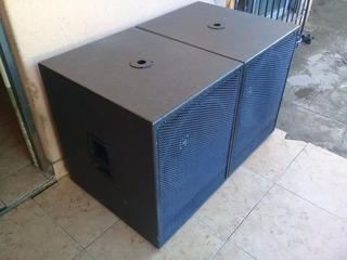 Bafle 118-parlante- 1000-watt ( Precio Unitario)-vacias!!