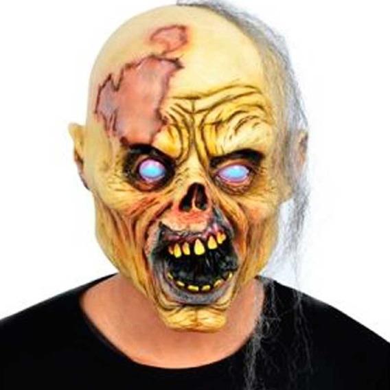 Máscara Zombie Disfraz Halloween Upd Egresados Bariloche