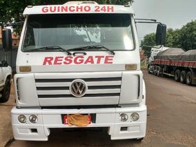 Caminhão Plataforma Guincho Vw 23250