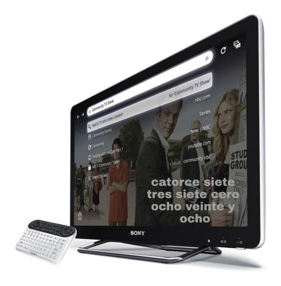 Tv Sony Google Tv De 40 Para Repuesto