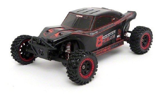 Kyo30974b Automodelo Scorpion Bxxl Ve Kyosho 1/7 - Freehobby