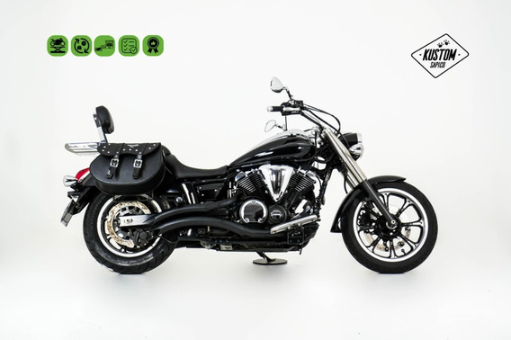 Yamaha Midnight Star Xvs 950 A
