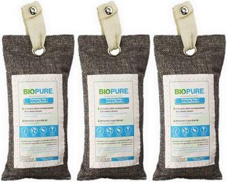 Kit 3x Bolsa De Carbón Activado - Biopure