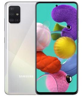 Celular Samsung Galaxy A71 128gb 6ram 4 Cámaras Liberado Msi