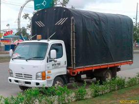 Camion Estacas Hyundai Hd 72