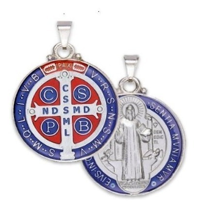 Medalha De São Bento Média
