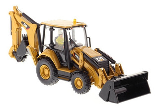 Modelo A Escala - Cat 420f2 It Backhoe Loader (1:50)
