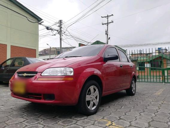 Chevrolet Aveo Family 2014 Al Dia