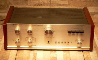 Amplificador Kenwood Ka-4000 Japan Su-distribuidor