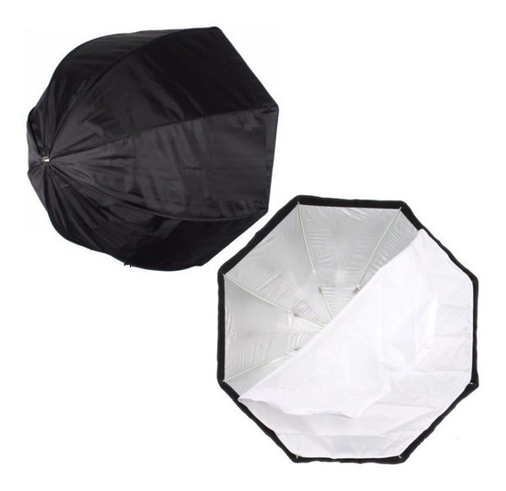 Softbox Octabox 120cm Estúdio Youtuber Newborn Universal